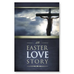 Easter Love Story Postcard