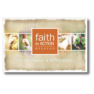 Faith in Action Difference 4/4 ImpactCards