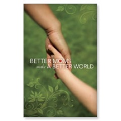 MOPS Better Moms Postcard
