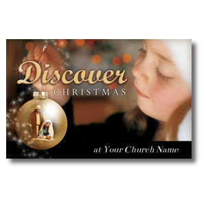 Discover Christmas Postcards