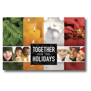 Together for the Holidays Postcards