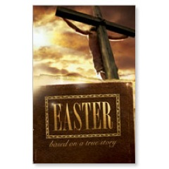 Easter True Story Postcard