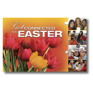 Easter Connected Postcards
