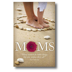 Moms Postcard