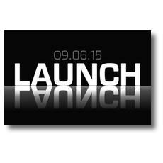 Launch Postcard