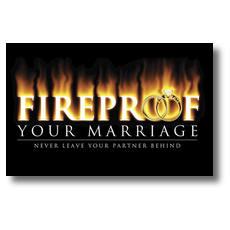 Fireproof Rings Postcard