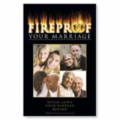 Fireproof Couples Postcard