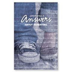 Answers Parenting Postcard