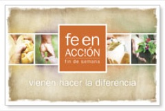 Faith in Action Difference ESP Postcard