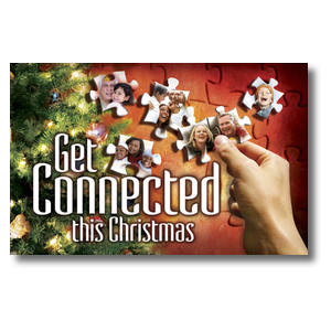 Christmas Connected 4/4 ImpactCards