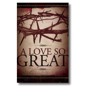 A Love So Great Postcards