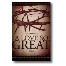 A Love So Great Postcard