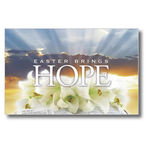 Easter Brings Hope Undefined