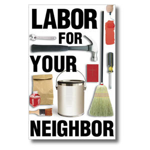 Labor for Your Neighbor 4/4 ImpactCards