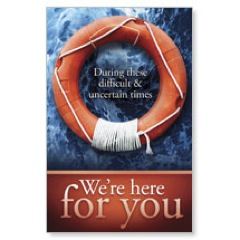 Life Preserver Church Postcards