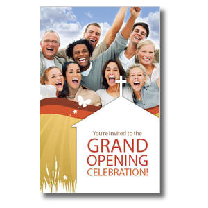 Grand Opening People 4/4 ImpactCards