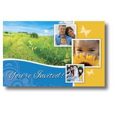Summer Path Postcard
