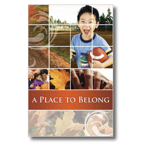 Belong Fall Church Postcards