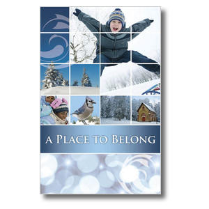Belong Winter 4/4 ImpactCards