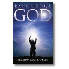 Experience God Reach Postcard