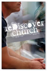reDiscover Church Postcard