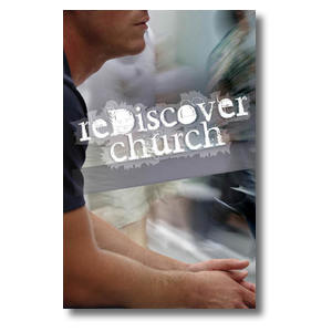 reDiscover Church Postcards