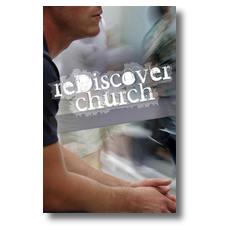 reDiscover Church Postcard