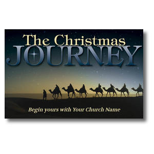 Christmas Journey 4/4 ImpactCards