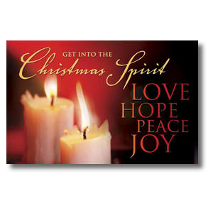 Christmas Spirit 4/4 ImpactCards