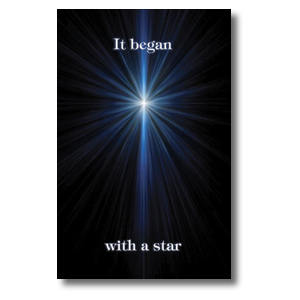 Began with a Star Postcards