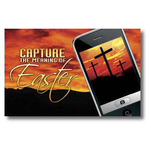 Capture Easter Postcards