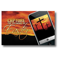 Capture Easter Postcard