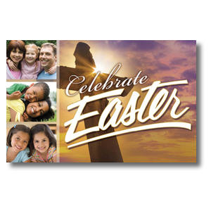 Easter Celebrate Postcards