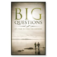 Big Questions Postcard
