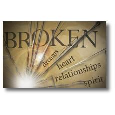 Broken Postcard
