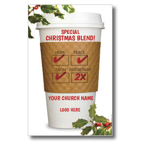 Christmas Blend Postcards