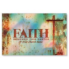 Renewed Faith Postcard