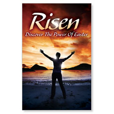 Risen Power Postcard