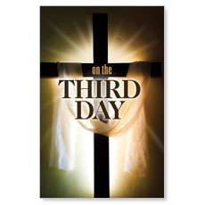 Third Day Cross Postcard