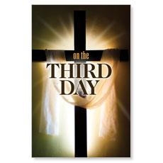 Third Day Cross Postcard