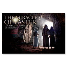 Easter Miracle Postcard