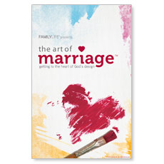 Art of Marriage Postcard