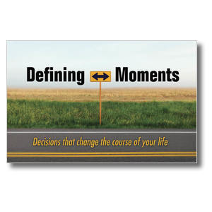Defining Moments Postcards