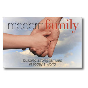 Modern Family Postcards