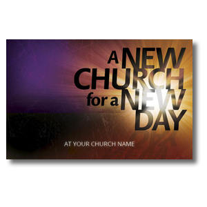 New Church 4/4 ImpactCards