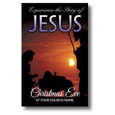 Experience Jesus Postcard