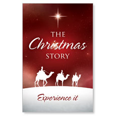 The Christmas Story Postcard