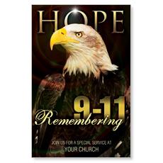 911 Hope Postcard
