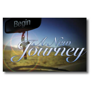 New Journey Postcards