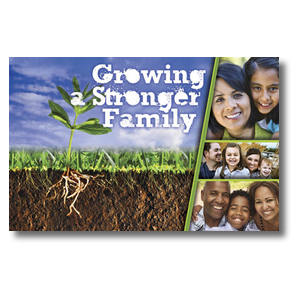 Growing Families Postcards